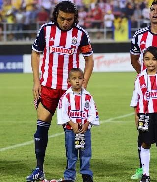 JULY 3rd, 2013 CHIVAS vs CLUB AMERICA