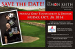 Golf Tournament – October 24, 2014